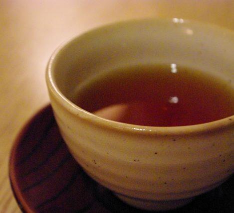 無憂扇 ビワ茶